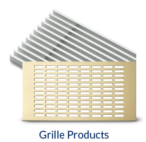 ARCHITECTURAL GRILLE | Custom HVAC Grille and Metalwork Manufacturer