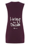 'Living The Dream' Workout Vest