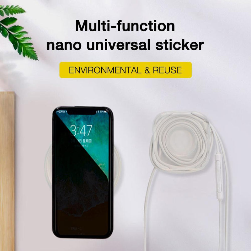 Multi-Functional Transparent Nano Casual Paste