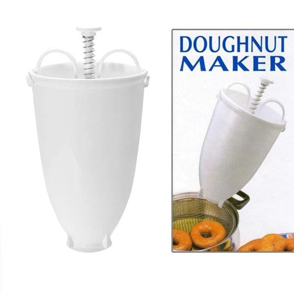 "Perfectly-shaped ""O"" Dough Donut Maker"
