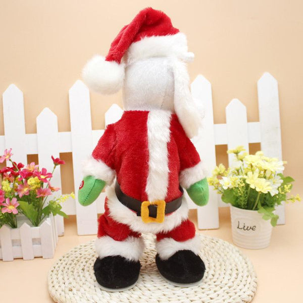 Twerking Santa Claus Christmas Gift Music Doll(BUY 1 GET 2ND 10% OFF)Christmas