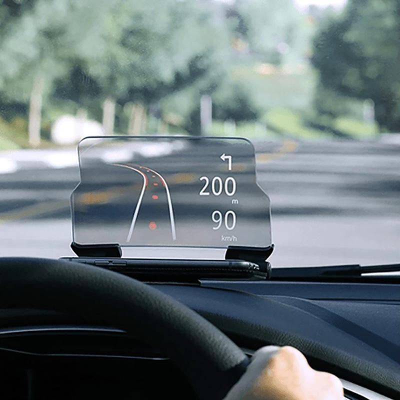 Universal Phone Holder - Converts Your Phone into Head-Up Display Car Supplies