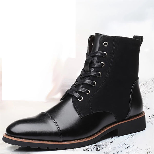 Men's Fashion Casual Comfortable Martin Boots