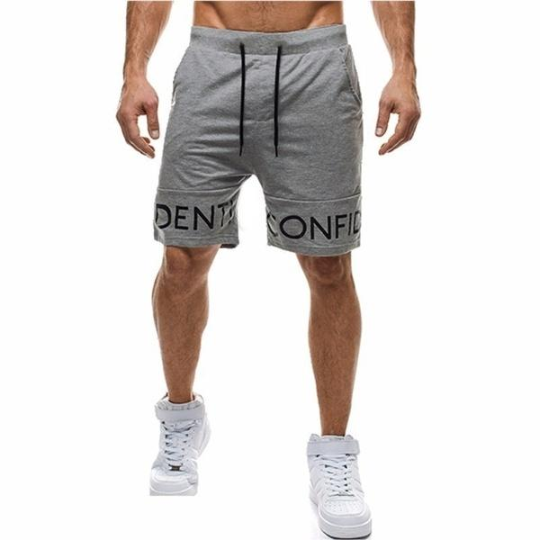 Personality Men's Casual Shorts