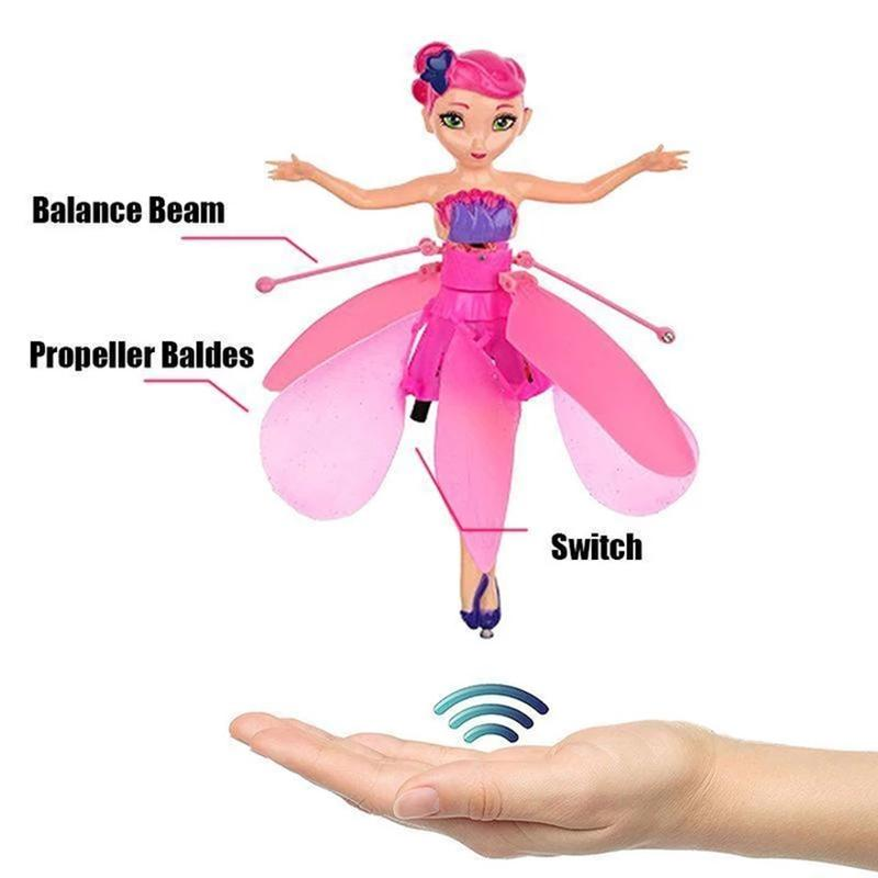 Funny Flying Fairy Toy