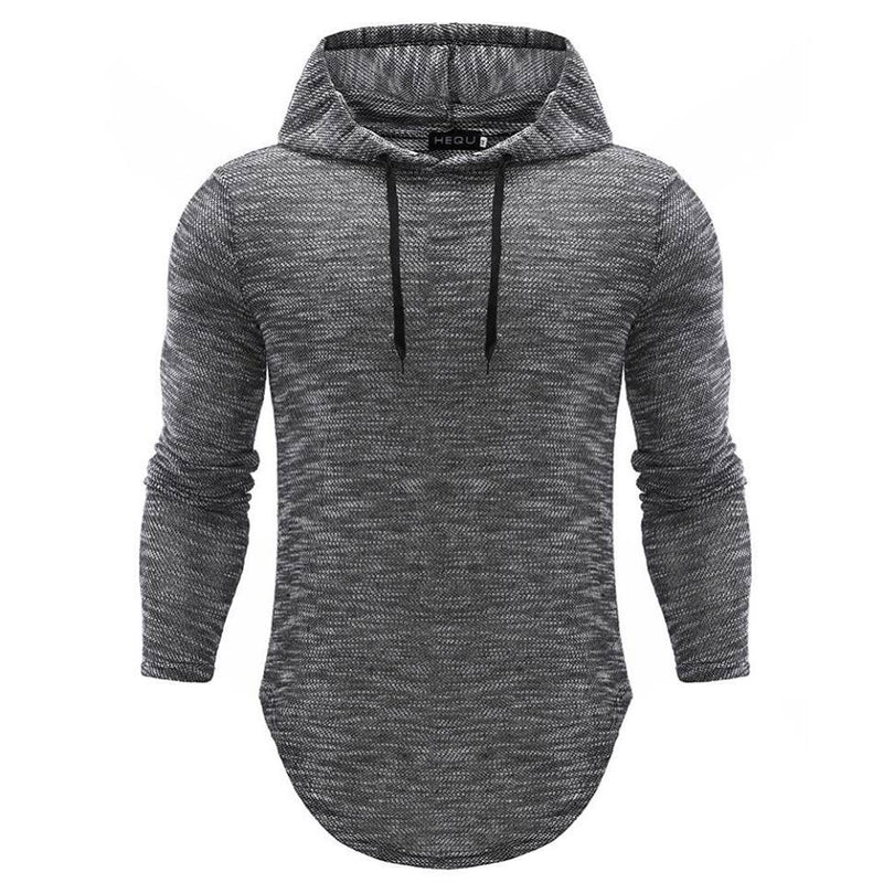 Men's Casual Solid Hoodies