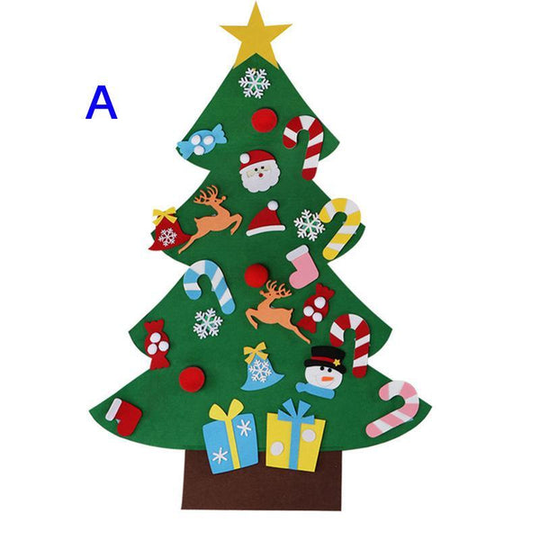 Children's Puzzle Handmade Diy Christmas Tree(BUY 1 GET 2ND 10% OFF)