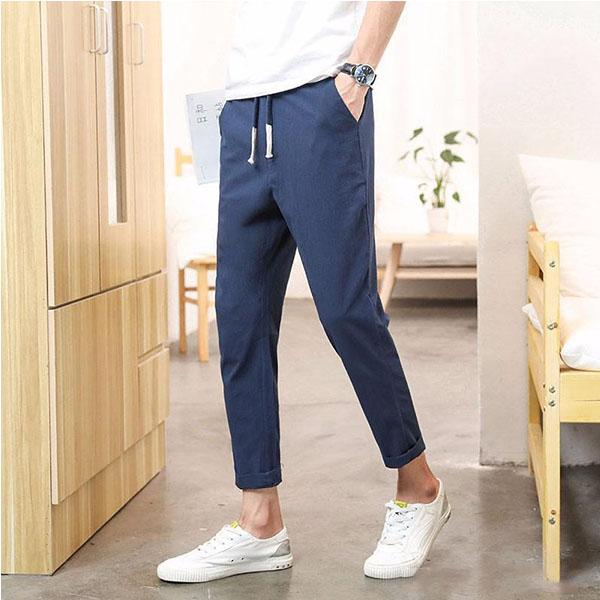 Mens Fashion Casual Comfortable Pants