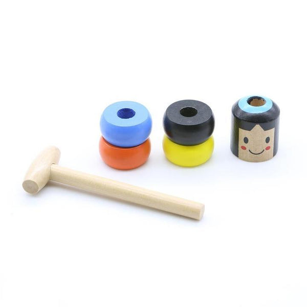 Unbreakable wooden Magic Toy Cool Gadgets