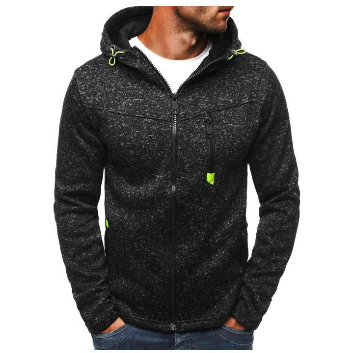 Men's Sport Leisure Zipper Cardigan Coats
