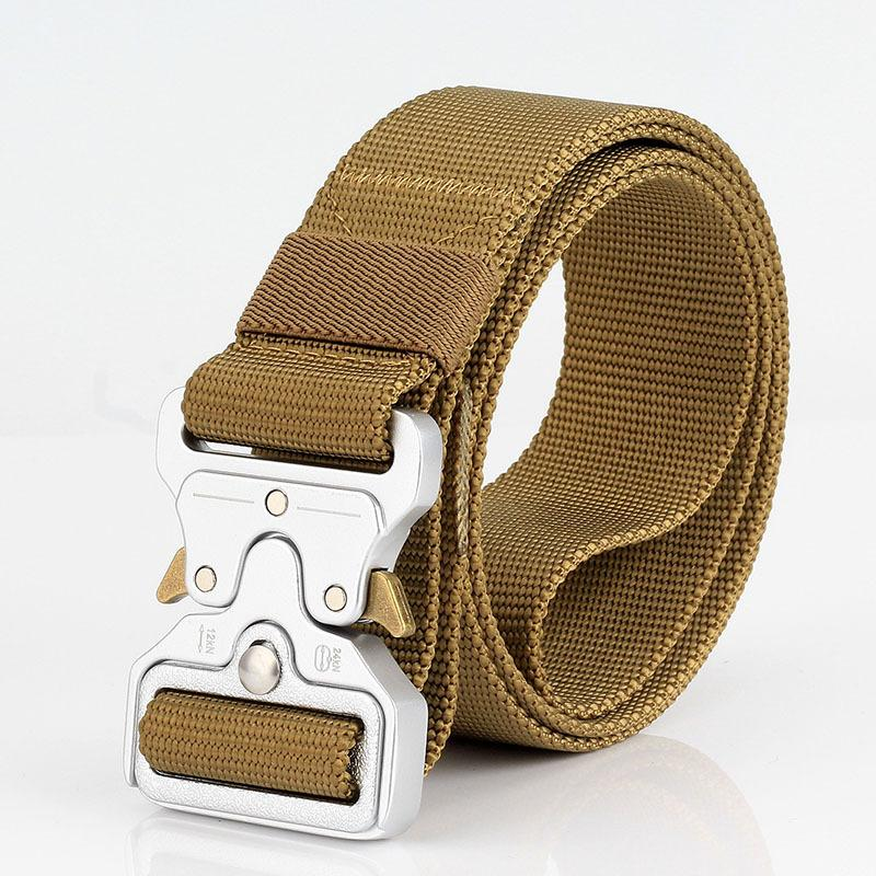 Mens New Fashion Outdoor Casual Belt