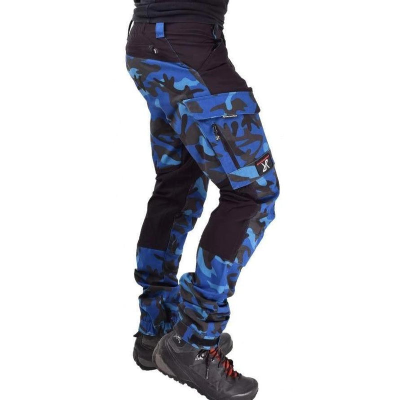 Men's Multifunctional Tactical Camouflage Long Pants