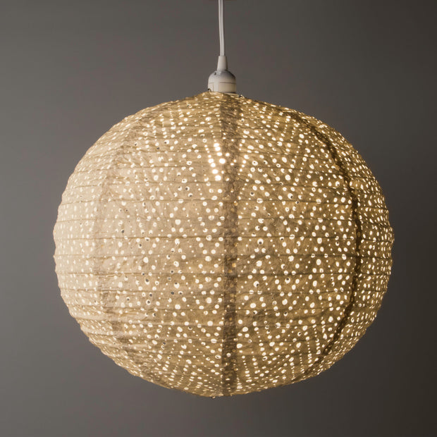 INDOOR/OUTDOOR TYVEK NOVA LANTERN | CHEVRON 18""