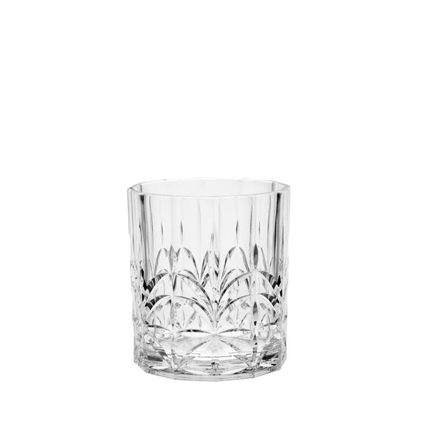 Tritan Acrylic Old Fashion Glass - set of 4