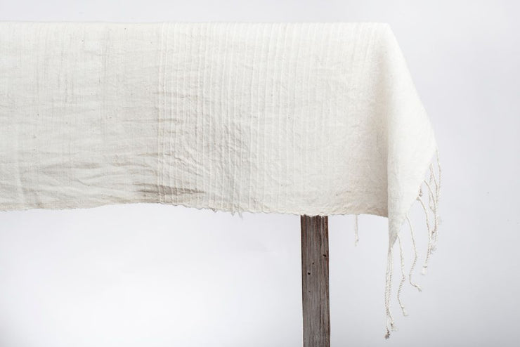 Handmade Riviera Table Cloth | Throw