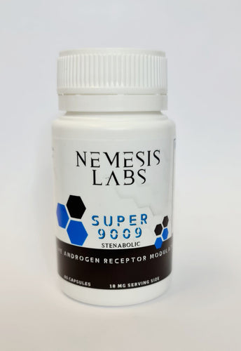 SUPER 9009 (Stenabolic) by NEMESIS LABS