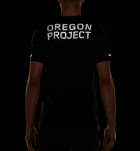 Breath Oregon Project Running Top