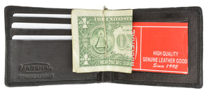 Money Clip with Credit Card Holder