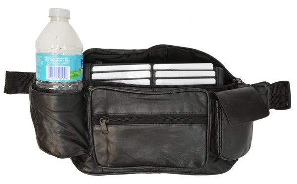 Fanny Bag With Water Bottle