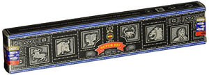 Satya Sai Baba Super Hit Incense Sticks, 180 g, 12 Pack - menswallet