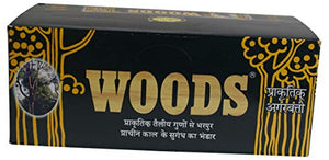 Woods Incense Large Box 300 Sticks (6 Boxes of 50 Sticks) 750gm