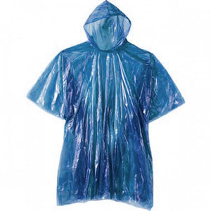 2 Emergency Poncho Available in 2 Color By Marshal (Blue) - menswallet