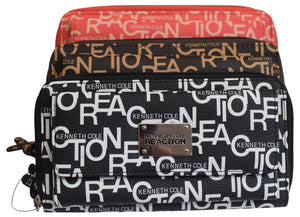 Kenneth Cole Reaction Womens Napa Zip-Around Urban Organizer Wallet - wallets for men's at mens wallet