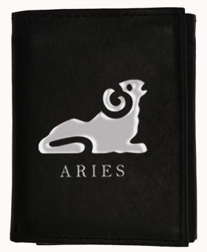 marshal Clothing, Shoes & Accessories BIFOLD / BLACK ARIES (Mar 21-Apr 20)