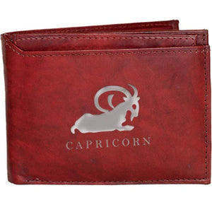 marshal Clothing, Shoes & Accessories BIFOLD / BLACK CAPRICORN (Dec 23-Jan 20 )