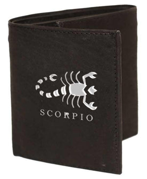 marshal Clothing, Shoes & Accessories BIFOLD / BLACK SCORPIO (Oct 24-Nov 22 )