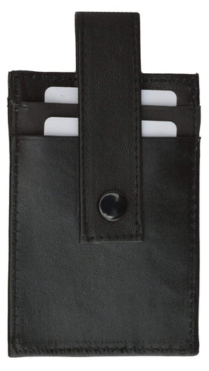 Belt I.D. Holder - wallets for men's at mens wallet