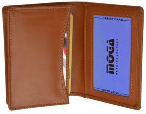 Genuine Premium Cow Leather Business Card Holder by Marshal Wallet - wallets for men's at mens wallet