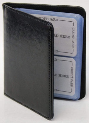 marshal Clothing, Shoes & Accessories Black Card Holders 11-JC-1-02
