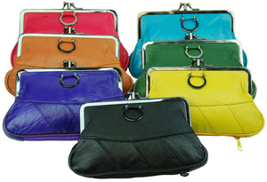 Marshal Clothing, Shoes & Accessories Black Change Purses 11-3016