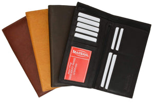 Marshal Clothing, Shoes & Accessories Black Check Book Covers 602CF