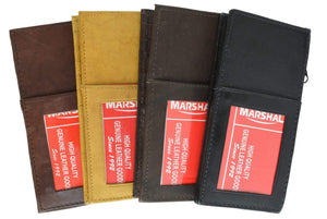 Marshal Clothing, Shoes & Accessories Black Credit Card Holders 2507CF