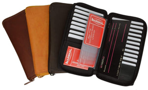 Marshal Clothing, Shoes & Accessories Black Credit Card Holders 729CF