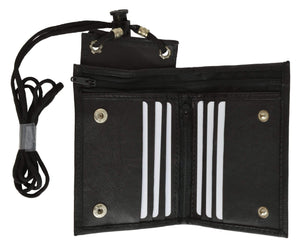 Marshal Clothing, Shoes & Accessories Black I.D. Holder 1561