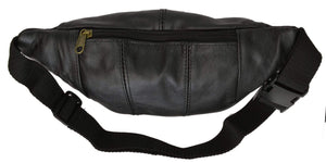 marshal Clothing, Shoes & Accessories Black Leather Colored Pouches