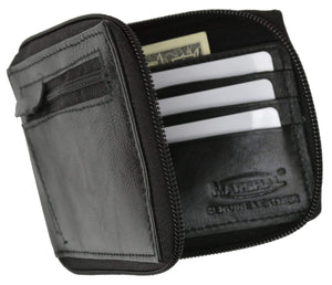 Marshal Clothing, Shoes & Accessories Black Men's Premium Leather Wallet  P 1674
