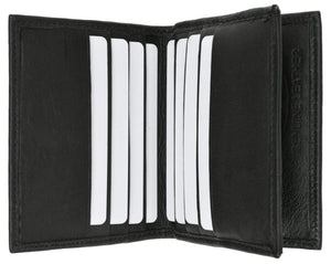 Marshal Clothing, Shoes & Accessories Black Men's Premium Leather Wallet  P 74