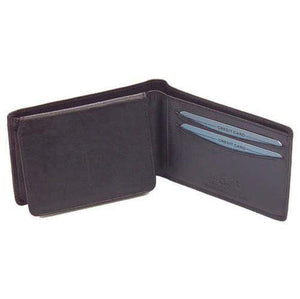 Marshal Clothing, Shoes & Accessories Black Men's Wallets  9 1153