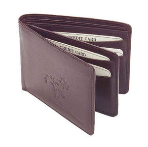 Marshal Clothing, Shoes & Accessories Black Men's Wallets 90 096