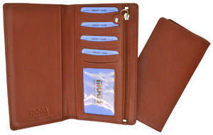 MOGA line Checkbook Cover - wallets for men's at mens wallet