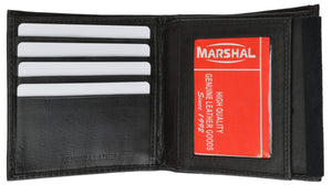 marshal Clothing, Shoes & Accessories Black Police Baidge Holder