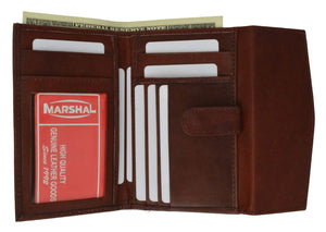 marshal Clothing, Shoes & Accessories BLACK WOMEN'S WALLET