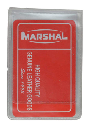 marshal Clothing, Shoes & Accessories CLEAR BI-FOLD WALLET INSERTS FOR PICTURES OR CREDIT CARDS