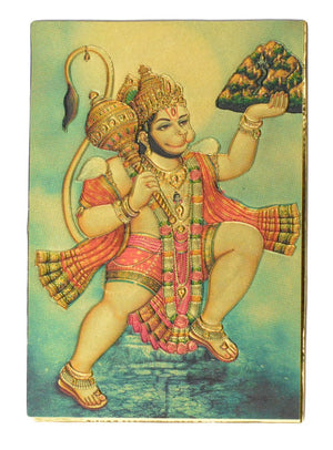"Marshal Clothing, Shoes & Accessories Fridge Magnet - Lord Hanuman size : 2""W X 2.9""H"