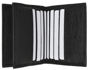 Men's premium genuine leather credit card bifold wallet P74 - wallets for men's at mens wallet