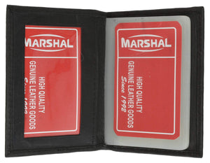Marshal Clothing, Shoes & Accessories RFID Premium Leather 32 Count Credit Card/business Card Holder RFID P 1570 (C)